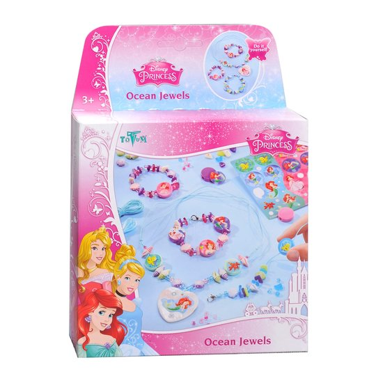 Disney Princess Ocean Jewels -