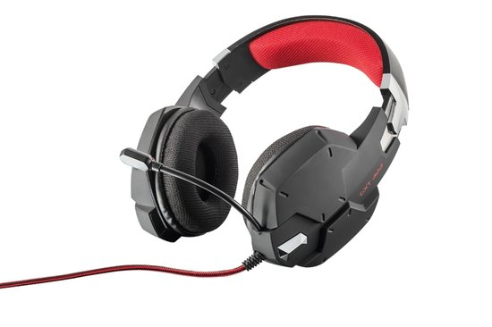 Trust GXT 322 - Dynamische Gaming Headset - Zwart - PlayStation 3
