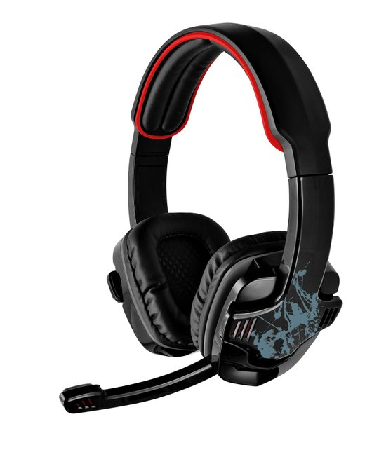 GXT 340 - 7.1 Surround Gaming Headset - PC - Webcams & Audio