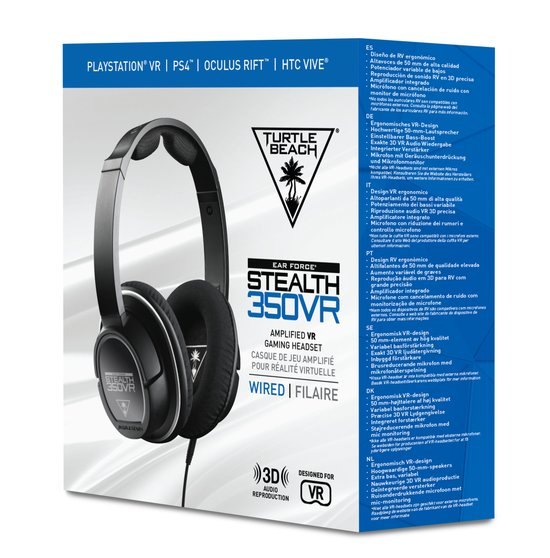 Ear Force Stealth 350VR - PlayStation 3