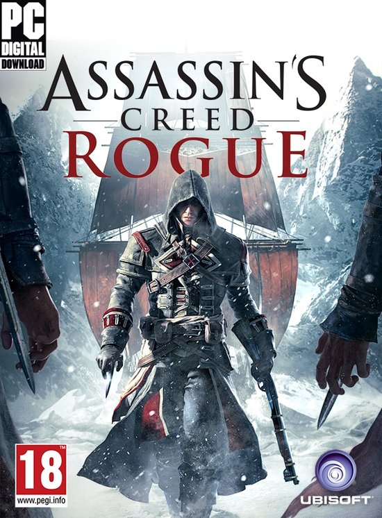 Assassin's Creed Rogue Deluxe Edition -   -