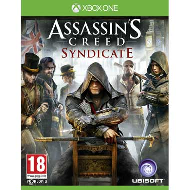 Assassins Creed: Syndicate voor XBOX One
