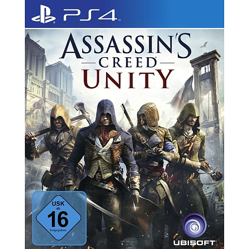 Assassins creed unity voor