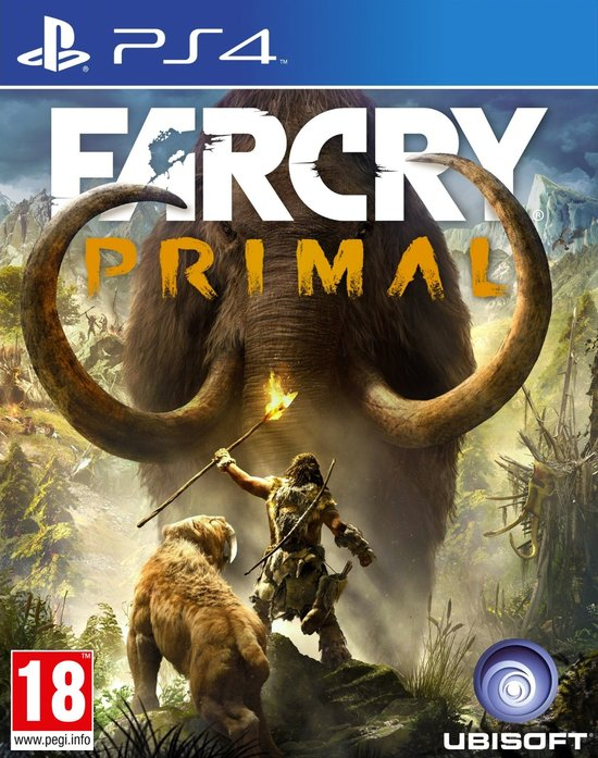 Far Cry: Primal - PS4 -