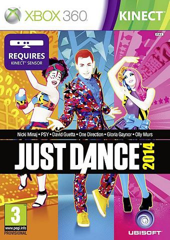 Just Dance 2014 (Kinect) voor XBOX 360