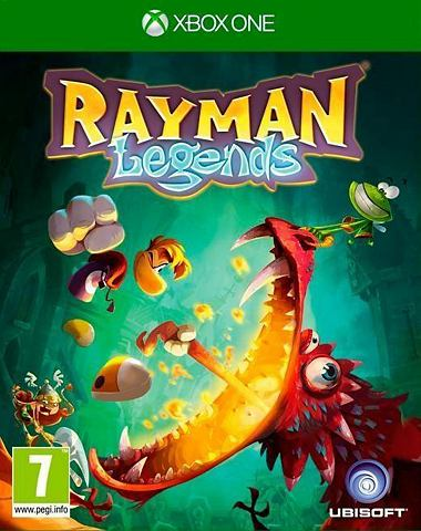 Rayman Legends voor XBOX One