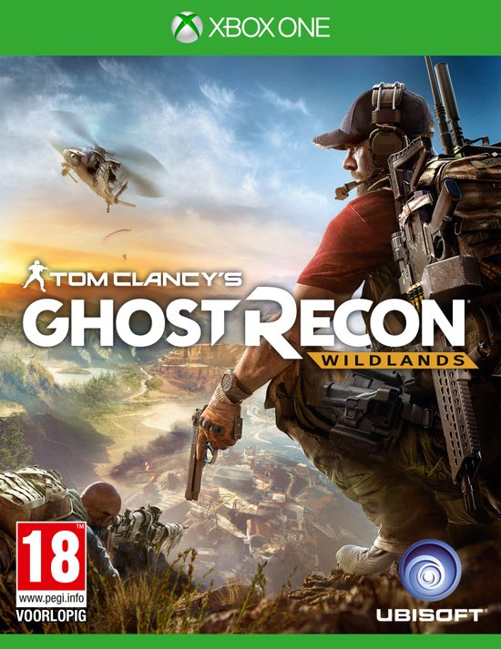 Tom Clancys Ghost Recon Wildlands -