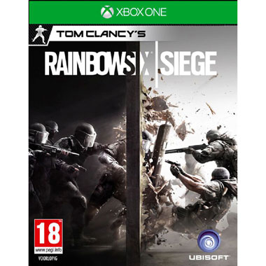 Tom Clancys Rainbow Six Siege voor