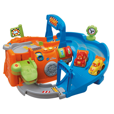 Vtech Toet Toet Autos 2 in 1 Race Circuit