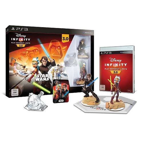 Disney infinity star wars 3.0 starter set voor