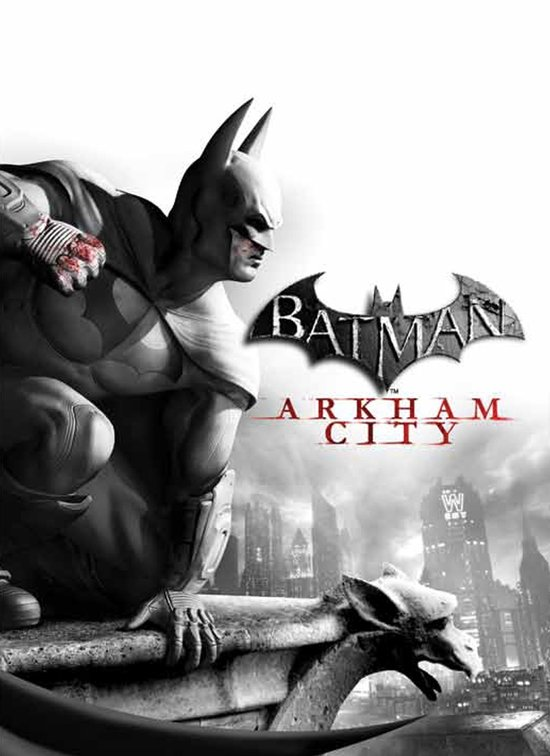 Batman: Arkham City -   Game