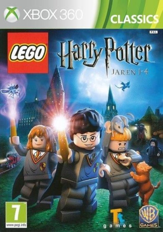LEGO: Harry Potter - Years 1-4 - Classics Edition -