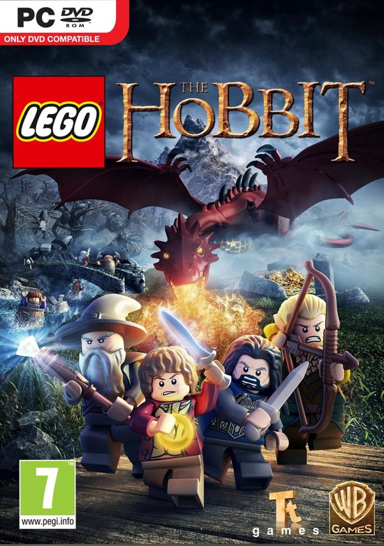 LEGO Hobbit -   Game