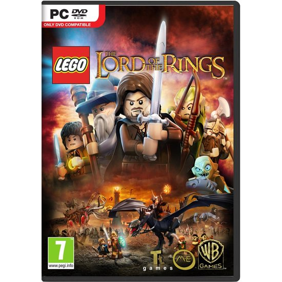 LEGO: Lord of the Rings -