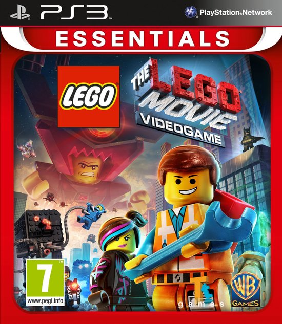 LEGO Movie -   -