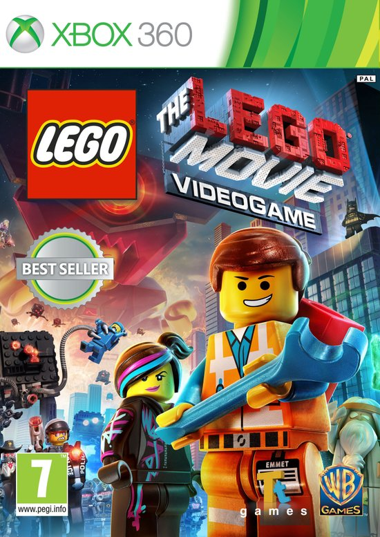 LEGO Movie - Xbox 360 -