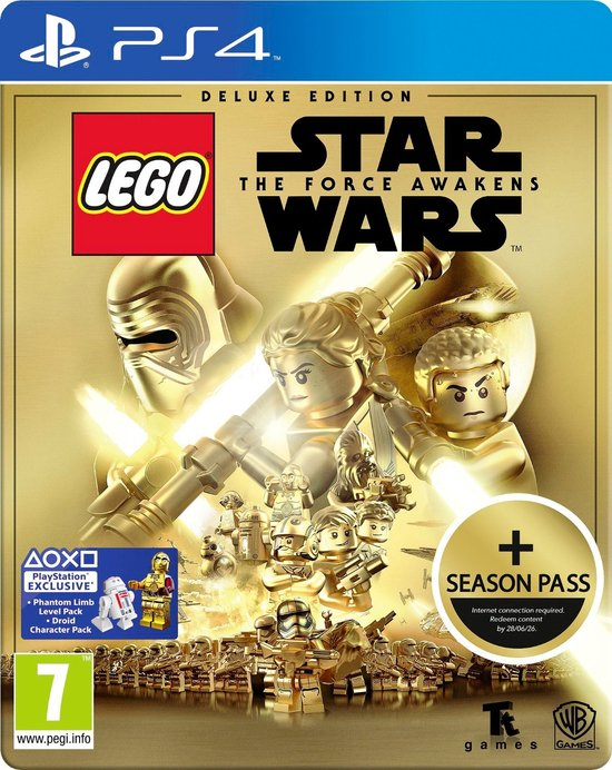 LEGO Star Wars: The Force Awakens - Deluxe Edition -