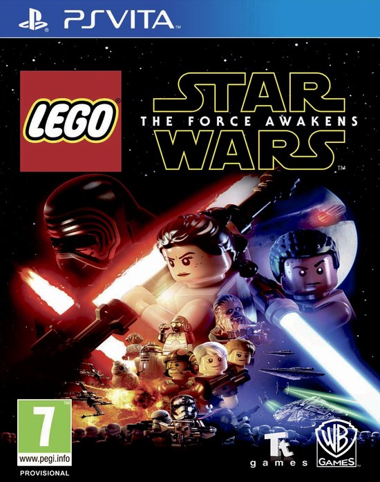 LEGO Star Wars: The Force Awakens - PS Vita -