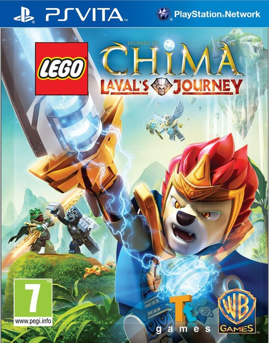 Lego: Legends of Chima - PSP2