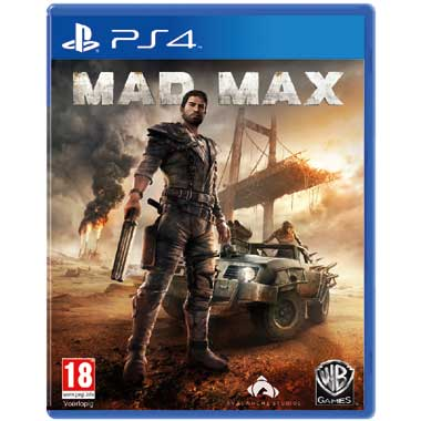 Mad Max voor PS4