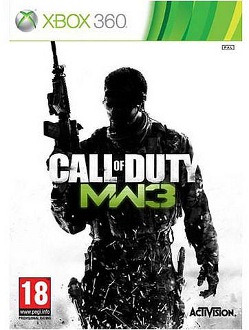 Call of Duty Modern Warfare 3 voor XBOX 360