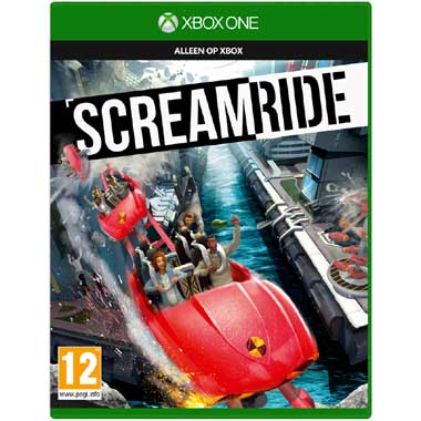 ScreamRide voor