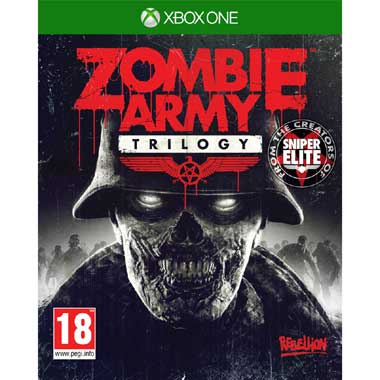 Zombie Army Trilogy voor