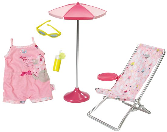 BABY born® Happy Birthday Deluxe Summer Set