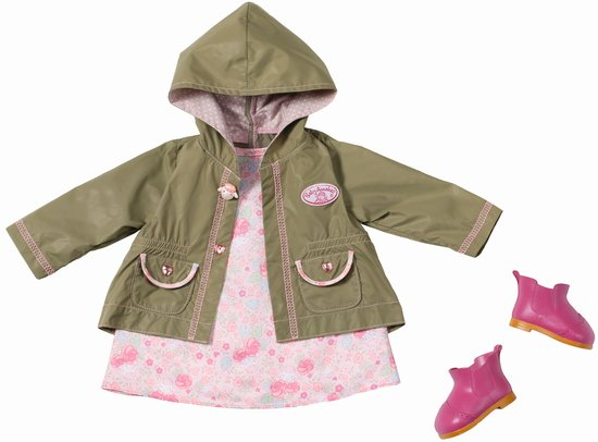 Baby Annabell® Deluxe Set Lets Go Out