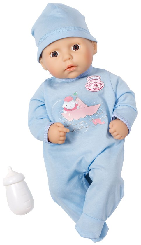 my first Baby Annabell® Brother