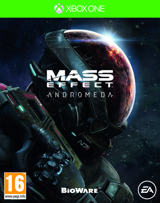 Mass Effect Andromeda - Xbox One -