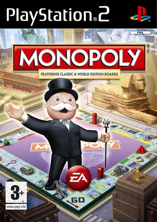 Monopoly for PS2