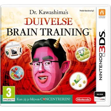 3DS Duivelse Braintraining