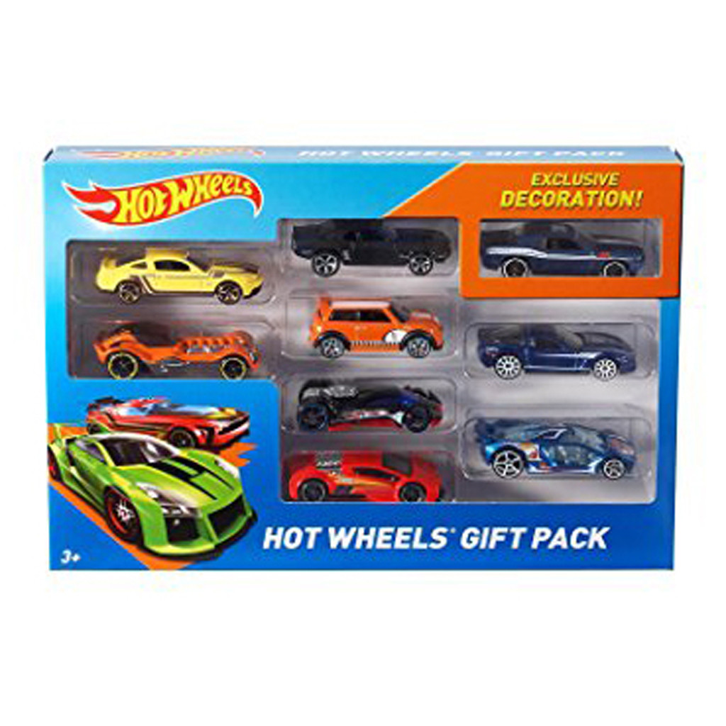 Auto   Giftset 9-Pack