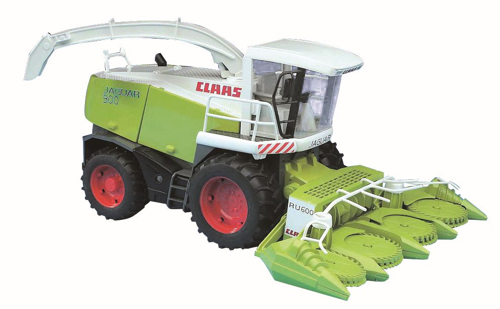 Bruder #02110 Claas Nectis 267 F Tractor -New-Factory Sealed #2110