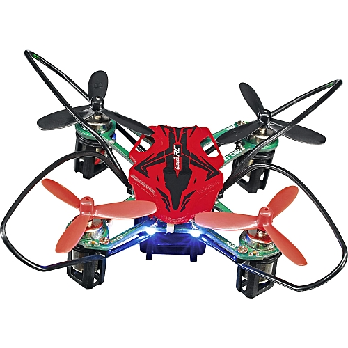 - drone, rc micro quadrocopter