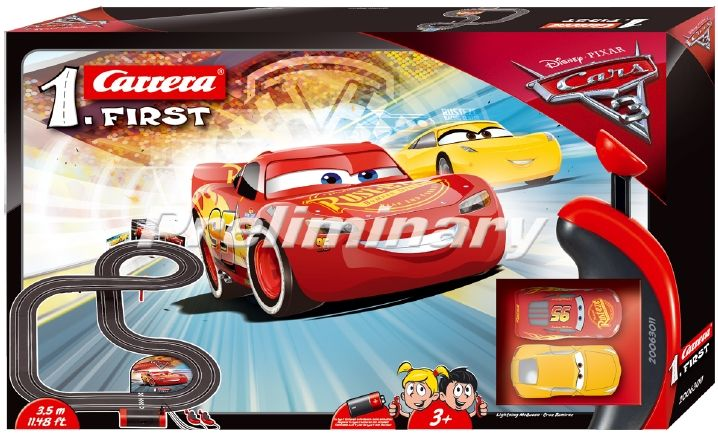 Cars 3   FIRST