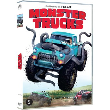 DVD Monster Trucks