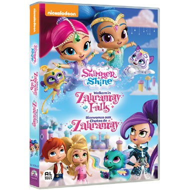 DVD Shimmer & Shine - Volume 2 Welkom In Zahramay