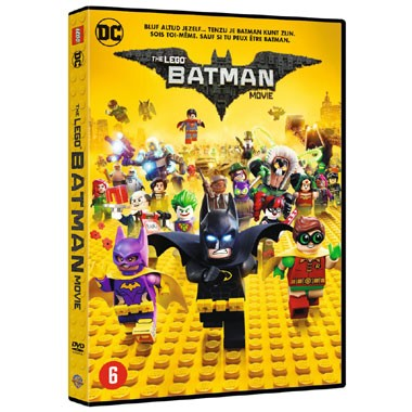 DVD The LEGO Batman Movie