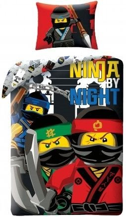 Dekbed   Ninjago Ninja night