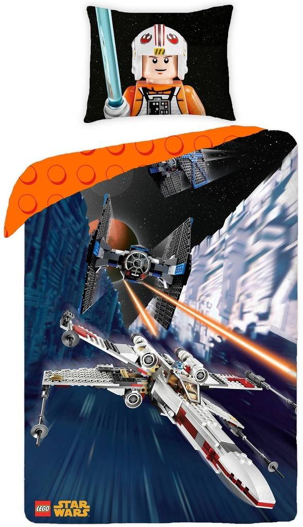 Dekbed   Star Wars X-wing