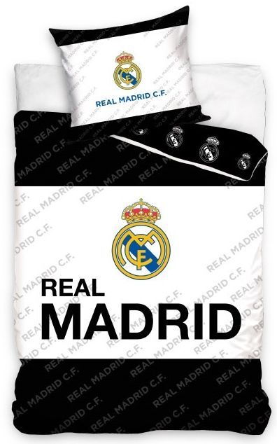 Dekbed real madrid zw/w/zw