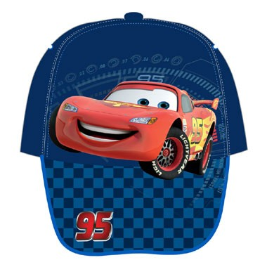 Disney Cars honkbalpet Smiles
