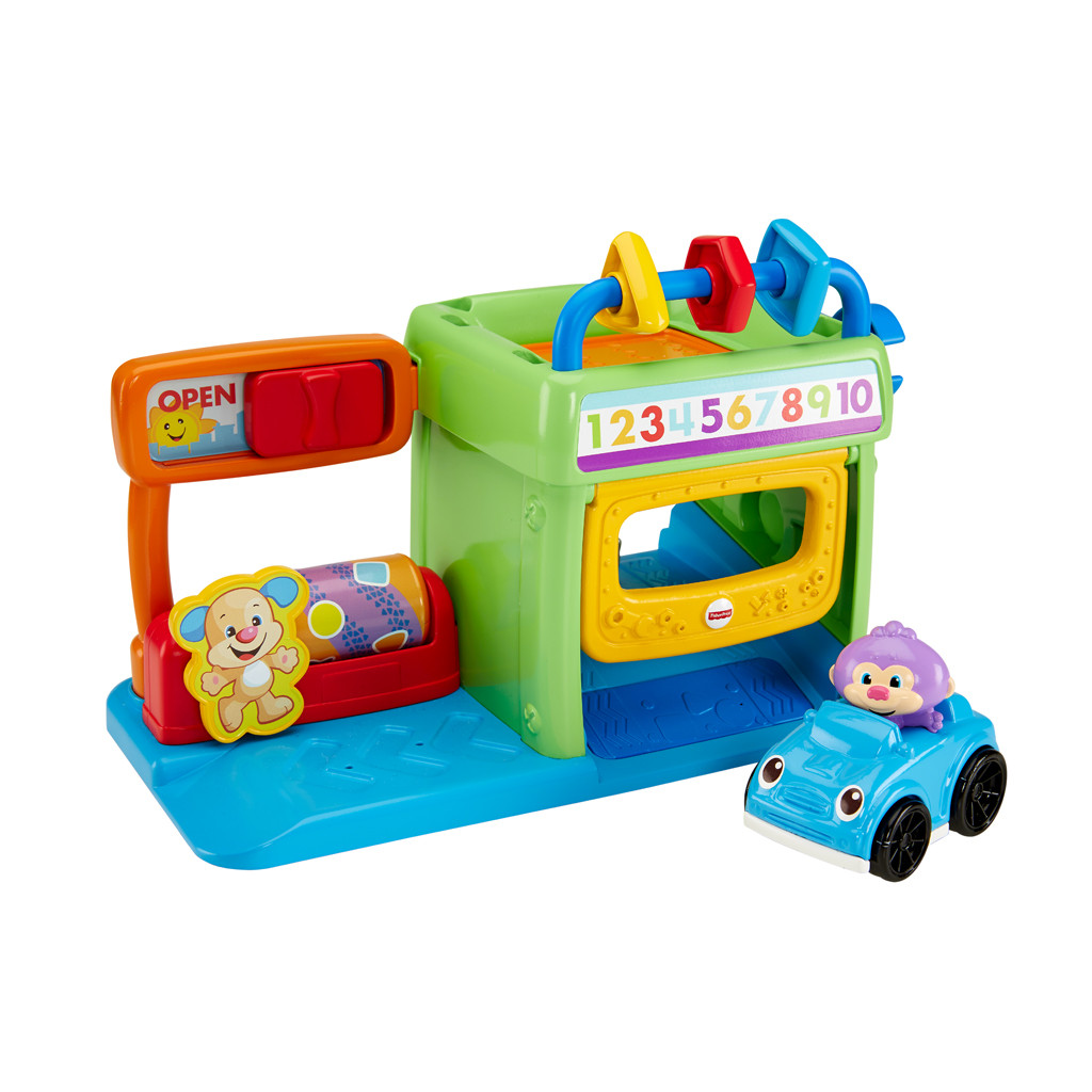Fisher Price Laugh & Learn Garage