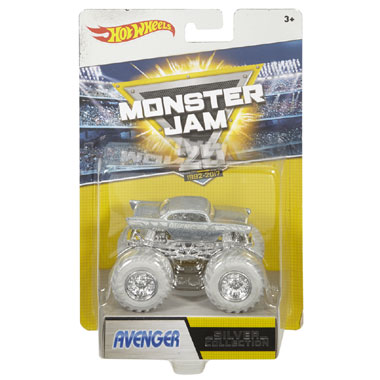 Hot Wheels Monster Jam auto - 1:64