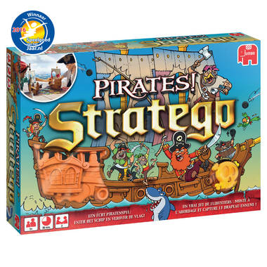 Jumbo Stratego Pirates