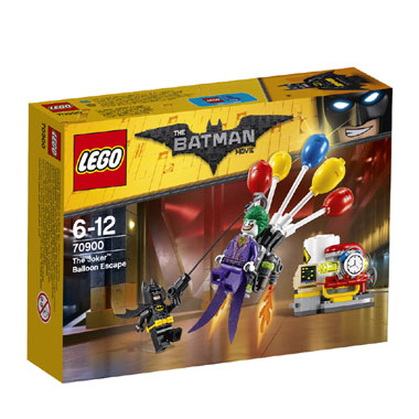 LEGO   The Joker ballonvlucht 70900