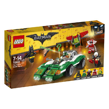 LEGO Batman Movie The Riddler raadsel-racer 70903
