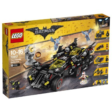 70917 LEGO Batman de ultieme Batmobile